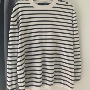French Connection Nautical Sweater- Size L